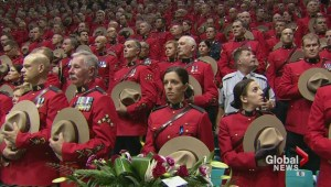 Mourning the loss of three RCMP officers