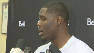 Anthony Bennett: 'Surreal' feeling to play for hometown Raptors