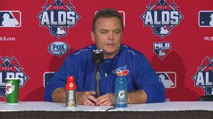 Blue Jays manager talks team losing first ALDS game to Rangers, Game 2