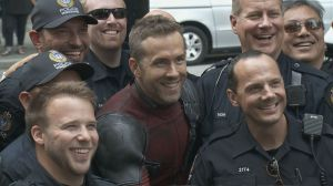 Ryan Reynolds thanks Vancouver cops on Deadpool 2 set