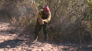 On the front lines of the Ashcroft fire