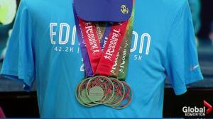 2015 Edmonton Marathon