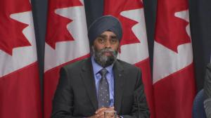 Defence Minister rejects idea training missions ineffective