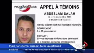 Paris attacks suspect refuses to answer questions from counter-terrorism judges