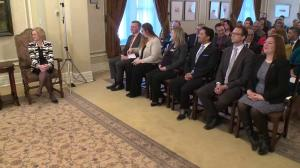 Premier Notley makes changes to her cabinet