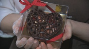 Chocolate lovers unite for sixth edition of chocolate fair
