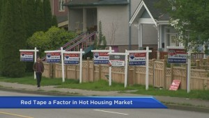 Municipal regulations and the red hot housing market