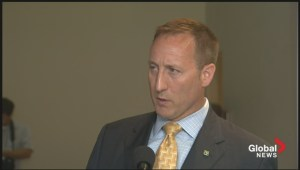 MacKay defends prostitution legislation