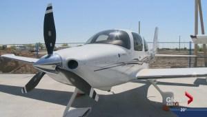 Ground breaks for Saskatchewan aviation museum