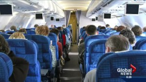 Airplane etiquette survey reveals most annoying passenger behaviour