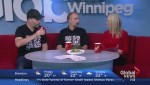 Restaurants for Change preview on Global News Morning