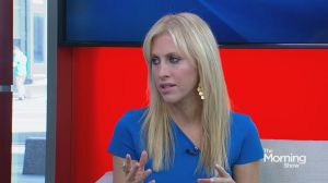 "Emily Giffin on her new novel ""First Comes Love"""