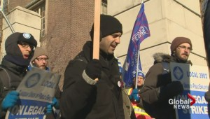 University of Toronto teaching assistants reject offer