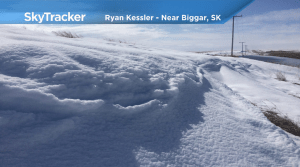 Saskatoon weather outlook: snow-packed system finally moves out