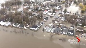 Additional Canadian Forces troops called in to assist Quebec flood efforts