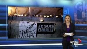 Je Suis Charlie trends