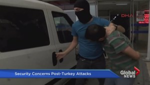 Turkey makes arrests in airport terror attack
