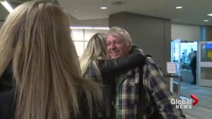 Fort McMurray Wildfire: Families reunited in Moncton