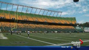 Flo Rida performing at Edmonton Eskimos game this weekend