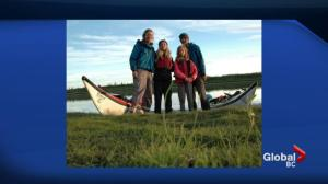 Epic family paddling adventure on Canada's Mackenzie River
