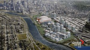 Calgary Flames announce new arena, sports complex