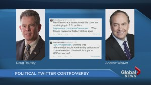 NDP MLA smear campaign against Green Party?