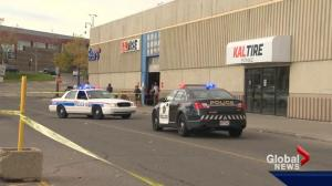 Suspect in Calgary mall machete attack apprehended days earlier