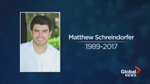 Matthew Schreindorfer passes away after battle with cancer