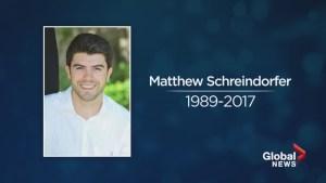 Matthew Schreindorfer passes away after battle with cancer