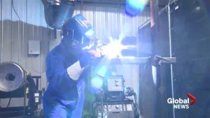 New program in New Brunswick provides intensive training for apprentice welders