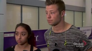 Canadian dancers return home after terrorist attack