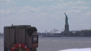 Statue of Liberty evacuated in New York City
