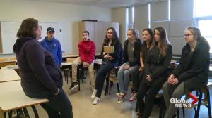 Dartmouth High students crossing the pond for Vimy Ridge anniversary