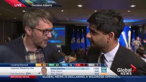 Alberta Election 2015: Wildrose takes opposition role