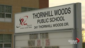 Thornhill school dealing with suspected norovirus outbreak