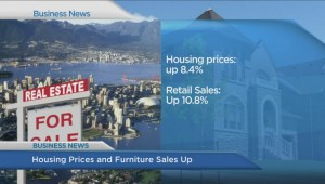 BIV: Housing prices and furniture sales up