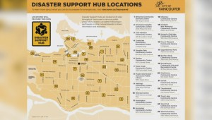 Questions over Vancouver's disaster support hubs