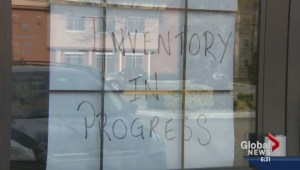 Inventory review continues at Okanagan deli
