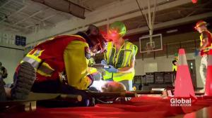 Warman emergency response put to the test in simulation