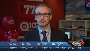 John Vos from News Talk 770