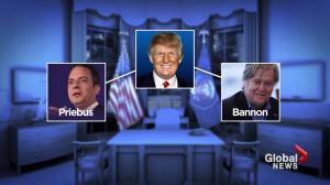 President-Elect Trump names Stephen Bannon as his Chief Strategist