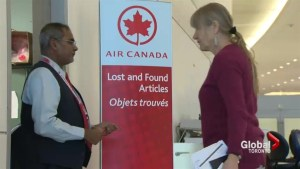 Lost luggage for months: Air Canada finally responds