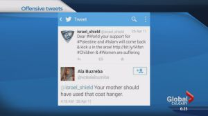 Calgary Liberal candidate apologizes for offensive tweets