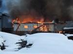 Fire devastates Shuswap sawmill