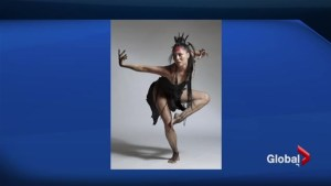 Award winning dancer Santee Smith talks about new show at The Harbourfront Centre