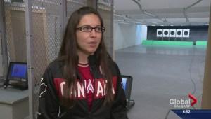 Lynda Kiejko aiming for podium in Olympic shooting