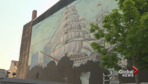 Freak Lunchbox owners face criticism for painting over Tall Ships mural