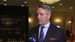 Invictus CEO: Opportunity for Canadians to celebrate sacrifices made by soldiers