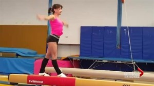 40-year-old gymnast proving age isn't factor