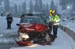 Snowfall warning issued for Coquihalla, Highway 3